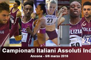 Camp Ita Ind 16 - Fiamme Oro Atletica