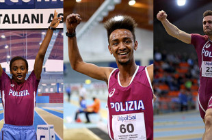 CampionatiI italiani Indoor 16 - Fiamme Oro Atletica