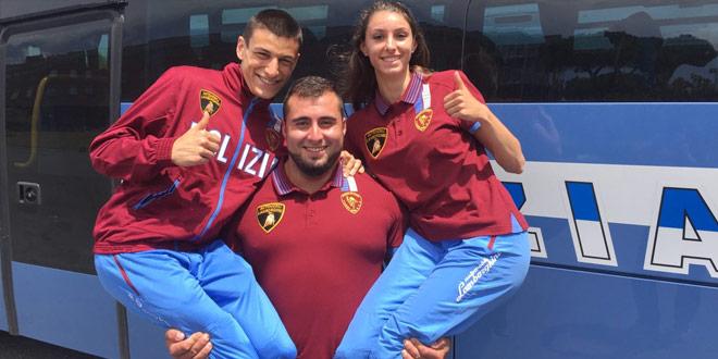 Riva Bianchetti Riva - Fiamme Oro Atletica