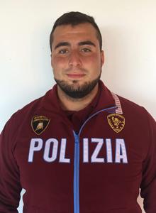 Bianchetti Sebastiano - Fiamme Oro Atletica