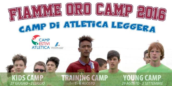 Fiamme Oro Camp - Fiamme Oro Atletica