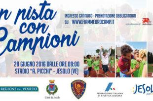 InPistaCoiCampioni16 - FiammeOroAtletica