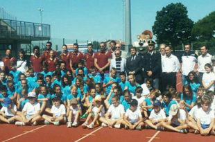InPistaCoiCampioni2016 - Fiamme Oro Atletica
