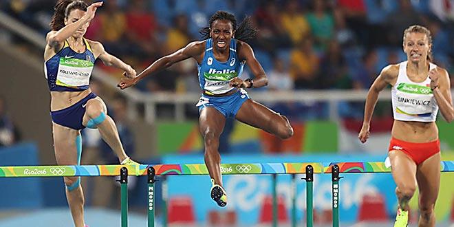 Folorunso Rio - Fiamme Oro Atletica