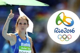 Rossit RIO 2016 - Fiamme Oro Atletica