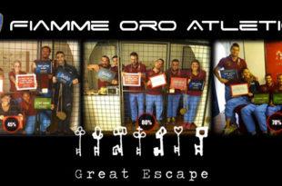 iamme oro atletica - great escape
