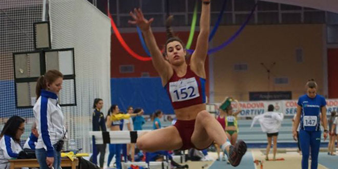 Alice Lunardon - Fiamme Oro Atletica