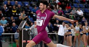 Daniele Greco 2017 - Fiamme oro Atletica