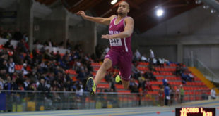 Marcell Jacobs - Fiamme Oro Atletica