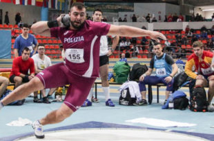 Sebastiano Bianchetti - Fiamme Oro Atletica