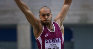 jacobs - Fiamme oro Atletica
