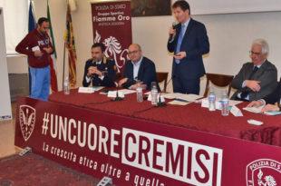 Un Cuore Cremisi 2017 - FIAMME ORO ATLETICA