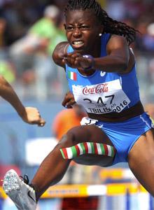 Oki Desola - Fiamme Oro Atletica